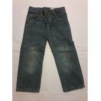 Calça Jeans Infantil Poim - 24 a 36 meses - Poim, Cherokee e Up Baby