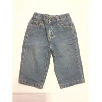 Calça Jeans Infantil - 6 a 9 meses - Koala Kids
