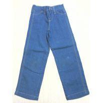 Calça Jeans Infantil Ride Horse - 4 anos - Não informada