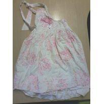 Vestido c/Forro Infantil - 6 anos - Importado