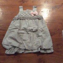 Vestido Milon - 6 meses - Milon