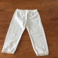 Calça creme 12-18m Gap - 12 a 18 meses - Baby Gap