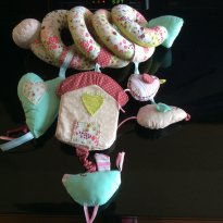 Brinquedo para bebê conforto - Sem faixa etaria - Não informada