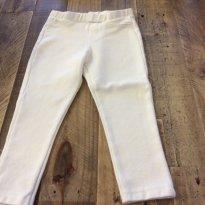 Calça branca Zara - 2 anos - Zara