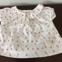 Blusa Many Doggy sorvetes - 18 meses - Meny Doggy