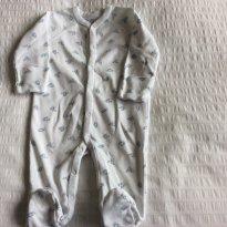 Pijama Ralph Lauren com ursos azuis - 6 meses - Ralph Lauren