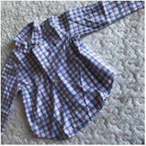 Camisa RL quadriculada com rosa - 2 anos - Ralph Lauren