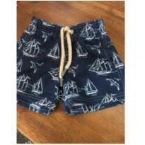 Calção de banho barcos - 2 anos - Shorts Co