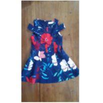 Vestido floreado Zara - 6 anos - Zara