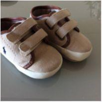 Sapato beje RL - 18 - Ralph Lauren