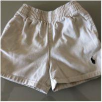 Shorts caqui RL - 6 meses - Ralph Lauren