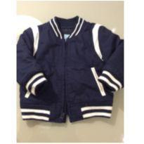 Jaqueta azul marinho e branca GAP - 18 a 24 meses - GAP