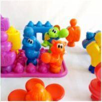 Pop Onz Blocos De Montar Fisher Price Mattel -  - Fisher Price