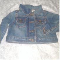 Jaqueta Jeans - 6 meses - OshKosh