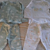 VOCÊ LEVA 2 POR PREÇO DE 1!!! Pijamas várias Marcas - 6 a 9 meses - Várias