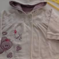 CASAQUINHO - BABY GIJO - TAM: P VESTE 03 A 06 MESES - 3 a 6 meses - Baby Gijo