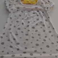 BATINHA - BASIC + BABY - TAM: 03 A 06 MESES - 3 a 6 meses - Basic + Baby