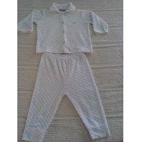 RESERVADO PARA SOLANGE PISKE Pijama Mania de bebê - 9 a 12 meses - mania de pijama