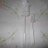 Escovas para Mamadeiras - Sem faixa etaria - Não informada