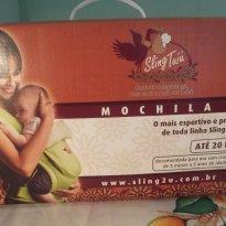 Mochila Sling Tuiú - Sem faixa etaria - sling tuiu