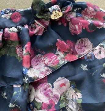 Saia floral lilica - 6 anos - Lilica Ripilica