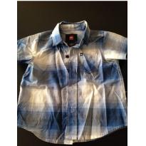 Camisa Quicksilver - 2 anos - Quicksilver