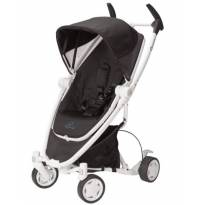 Carrinho Quinny Zapp Xtra + bebê conforto pra carro e adaptador - Sem faixa etaria - Quinny zap e bebe conforto maxi cosi