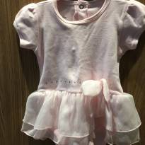 Body bailarina - 6 meses - Baby fashion