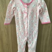 Pijama ovelhinha - 6 a 9 meses - Carter`s