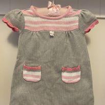Vestido de linha - 6 a 9 meses - Gymboree