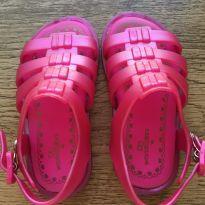 Sandália estilo Melissa - 19 - World Colors