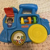 Trenzinho -  - Fisher Price