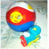 Bola Bilíngue + Brinde! -  - Zoop Toys