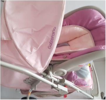 Carrinho de Bebê - Sem faixa etaria - Galzerano