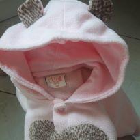 Macacão ursa - Recém Nascido - Kiko baby