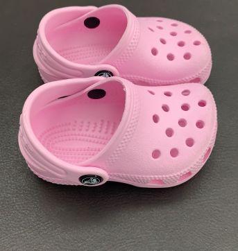 Crocs rosa tam 2/3 - 17 - Crocs