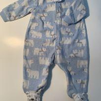Macacão de ursinhos - 6 meses - Carter`s