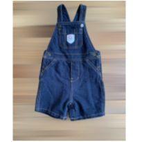 Jardineira jeans Carter's - 18 meses - Carter`s