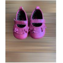 Sapatinho pink - 13 - Carter`s