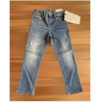 Calça jeans Zara nova - 5 anos - Zara