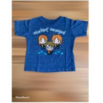 Camiseta Harry Potter tam 4 - 4 anos - Harry Potter - USA