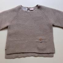 Blusa tricô Zara Knitwear - 2 anos - Zara