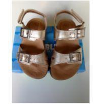 Sandália dourada Blue Infantis - 24 - Blue Infantis