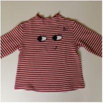 Blusa listrada Zara Baby - 18 a 24 meses - Zara Baby