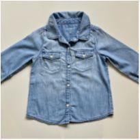 Camisa jeans GAP - 3 anos - Gap Kids