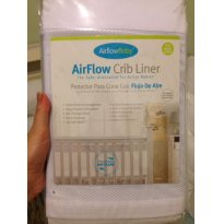 Tela respirável para berço - Sem faixa etaria - AirflowBaby