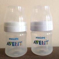 2 mamadeiras AVENT 125 ml - Sem faixa etaria - Avent Philips