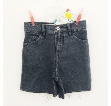 Bermuda Jeans Bento TAM 6 - 6 anos - Fábula
