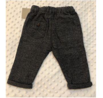 Conjunto Calça + camisa (nunca usados) - 6 a 9 meses - Carter`s e Zara Baby