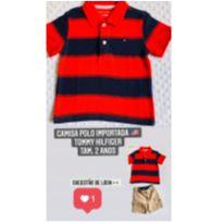 Camisa polo TOMMY - 2 anos - Tommy Hilfiger